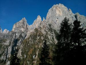 Rifugio Treviso – Val Canali 20171011 104546