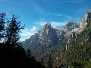 Rifugio Treviso – Val Canali 20171011 114710